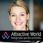 Notre avis sur le site de rencontre haut de gamme attractive world.
